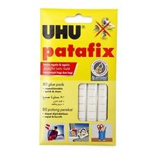 รูปภาพของ กาวดินน้ำมัน UHU Patafix 60 กรัม ขาว