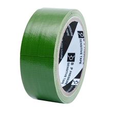 """รูปภาพของ เทปผ้า ใบโพธิ์ 1.5""""x8y สีเขียว"""
