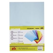 รูปภาพของ กระดาษสีถ่ายเอกสาร สเปคตรัม No.1 80/100 A4 สีฟ้า