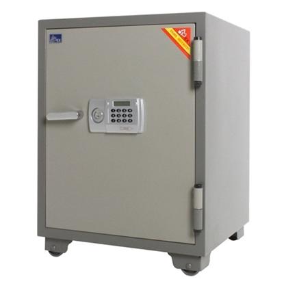 รูปภาพของ ตู้เซฟนิรภัย เอเพ็กซ์ SP-100D รหัสอิเล็คทรอนิคส์ ขนาดกลาง สีเทา