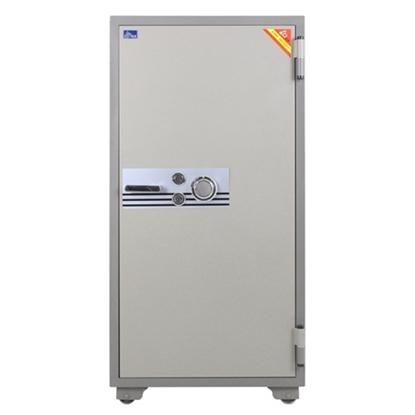 รูปภาพของ ตู้เซฟนิรภัย เอเพ็กซ์ SP-260SKK รหัสหมุน ขนาดใหญ่ สีเทา