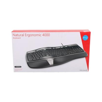 รูปภาพของ Microsoft Natural Ergonomic Keyboard 4000  (ไทย - อังกฤษ Keyboard)