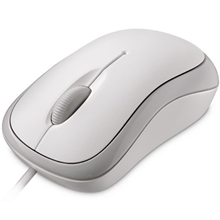 รูปภาพของ Microsoft L2 Basic Optical Mouse White(MCS-P58-00066)
