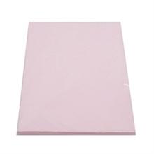 รูปภาพของ (ยกเลิก)กระดาษการ์ดสี แอลคอท 120g A4 สีชมพู (แพ็ค 200 แผ่น)