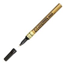 รูปภาพของ (ยกเลิก)ปากกาเพ้นท์ ซากุระ XPMK 1 มม. สีทอง (กล่อง 12 ด้าม)