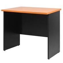 รูปภาพของ โต๊ะประชุมทรงเหลี่ยม โมโน CF-80 เชอร์รี่/ดำ