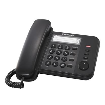 รูปภาพของ โทรศัพท์พานาโซนิค KX-TS520MX ดำ