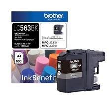 รูปภาพของ ตลับหมึกอิงค์เจ็ท Inkjet Cartridge  BROTHER LC-563 BK