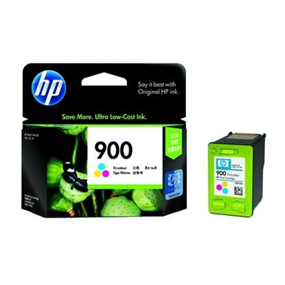 รูปภาพของ ตลับหมึกอิงค์เจ็ท Inkjet Cartridge HP 900 (CB315AA) 3สี