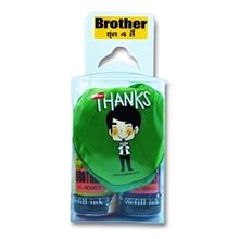 รูปภาพของ หมึกเติมอิงค์เจ็ท คอมพิวท์ For Brother 4 สี/ชุด( All model)