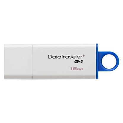 รูปภาพของ แฟลซไดรว์ KINGSTON DATATRAVELER G4 16 GB