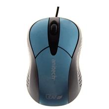 รูปภาพของ เม้าส์ออฟติคัล ANITECH A522 สีน้ำเงิน