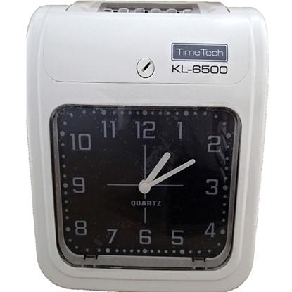 รูปภาพของ นาฬิกาตอกบัตร TIMETECH รุ่น KL-6500