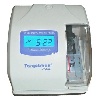 รูปภาพของ นาฬิกาสแตมป์เอกสาร และบัตรจอดรถ Targetmax  รุ่น NT-20A