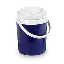 รูปภาพของ กระติกคูลเลอร์น้ำเย็น ขนาด 2.5 ลิตร สีน้ำเงิน (0351)
