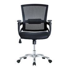 รูปภาพของ เก้าอี้สำนักงาน Zingular MONICA รุ่น ZR-1008 สีดำ