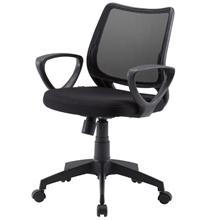 รูปภาพของ เก้าอี้สำนักงาน RIVA รุ่น ZR1003 สีดำ