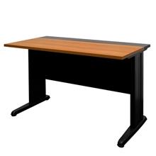รูปภาพของ โต๊ะทำงาน โมโน JKS 1200-60 เชอร์รี่/ดำ