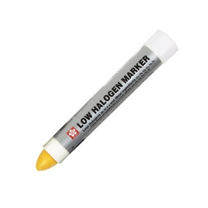 รูปภาพของ ปากกาโซลิดมาร์คเกอร์ ซากุระ XSC-LH สีเหลือง