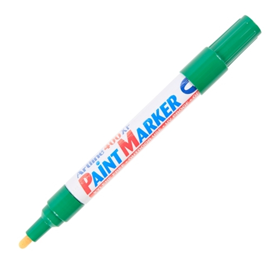 รูปภาพของ ปากกาเพ้นท์ อาร์ทไลน์ EK-400 2.3มม. สีเขียว