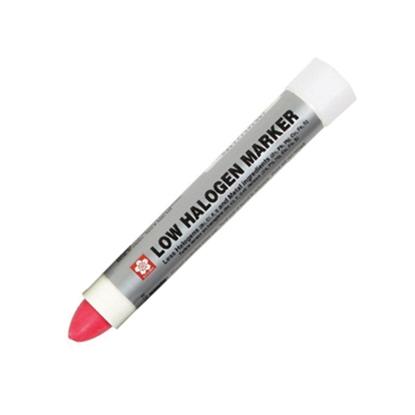 รูปภาพของ ปากกาโซลิดมาร์คเกอร์ ซากุระ XSC-LH สีแดง