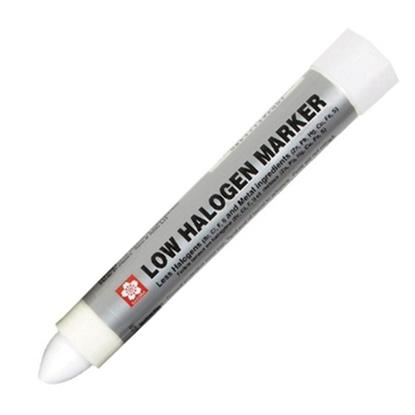 รูปภาพของ ปากกาโซลิดมาร์คเกอร์ ซากุระ XSC-LH สีขาว