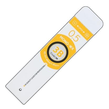 รูปภาพของ ไส้ดินสอ ทอมโบว R5-WX 0.5 มม. 3B (หลอด40ไส้)