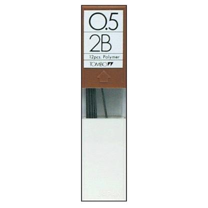 รูปภาพของ ไส้ดินสอ ทอมโบว EX05P 0.5 มม. 2B (หลอด12ไส้)