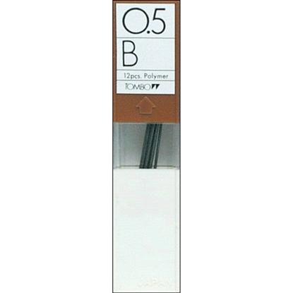 รูปภาพของ ไส้ดินสอ ทอมโบว EX05P 0.5 มม. B (หลอด12ไส้)