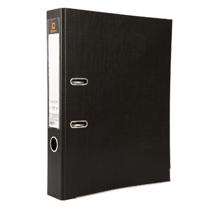 รูปภาพของ แฟ้มสันกว้าง ตราช้าง 2101F สัน 5.2 ซม. F4 ดำ