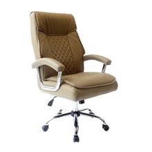รูปภาพของ เก้าอี้ผู้บริหารโมดิน่า รุ่น CHANEL สีน้ำตาล