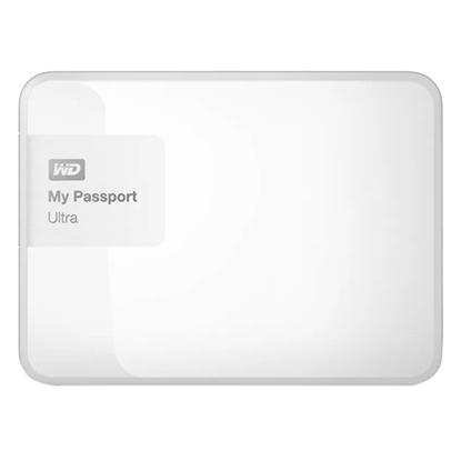 รูปภาพของ WD My Passport Ultra 1TB EX.HDD สีขาว (WDBGPU0010BWT-PESN)