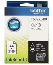 รูปภาพของ หมึกอิงค์เจ็ท BROTHER LC-539XL- BK