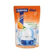 รูปภาพของ น้ำยาล้างจาน ทีโพล 500 มล. ( สีส้ม )