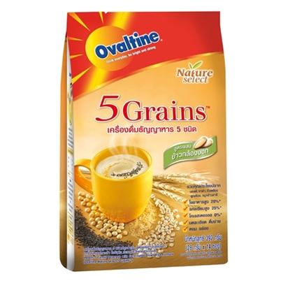 รูปภาพของ โอวัลติน Nature Select 5 Grains (28 กรัม x 14 ซอง )