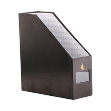 รูปภาพของ กล่องเอกสารแลคซีน วินด์เซิฟ 1 ช่อง BF-04  สีดำ