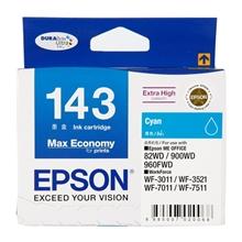 รูปภาพของ InkJet Crtg EPSON T143290 (T143) ฟ้า