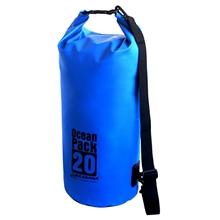 รูปภาพของ กระเป๋ากันน้ำ Ocean Pack 20 ลิตร สีน้ำเงิน