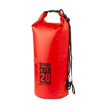 รูปภาพของ กระเป๋ากันน้ำ Ocean Pack 20 ลิตร สีแดง