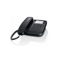 รูปภาพของ โทรศัพท์ Gigaset DA310 สีดำ