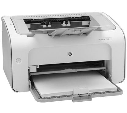 รูปภาพของ เครื่องพิมพ์เลเซอร์ HP LaserJet P1102