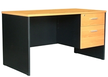 รูปภาพของ โต๊ะทำงาน โมโน TWC 1502-75(F)เชอร์รี่/ดำ