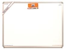 รูปภาพของ กระดานไวท์บอร์ดธรรมดา ฟูจิ 60x80 ซม.