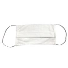 รูปภาพของ หน้ากากผ้า TC Cotton หนา 2 ชั้น สีขาว (แพ็ค 12 ชิ้น)