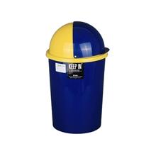 รูปภาพของ ถังขยะกลมสเปซแค็ป สแตนดาร์ด RW9074/74  (12 ลิตร) คละสี