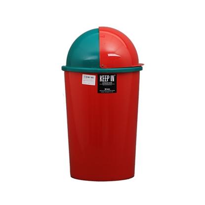 รูปภาพของ ถังขยะกลมสเปซแค็ป สแตนดาร์ด RW9075/75  (20 ลิตร) คละสี