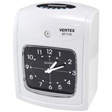รูปภาพของ เครื่องตอกบัตร Vertex รุ่น ST-710 (แถมแผงเสียบบัตร 50 ช่อง 1 แผง บัตรตอก  300 ใบ)