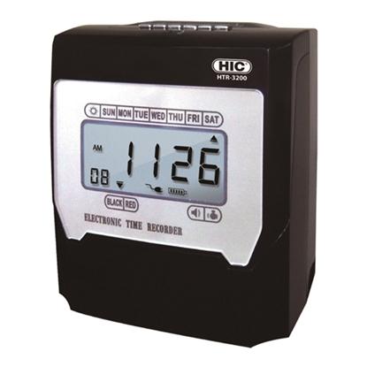 รูปภาพของ นาฬิกาตอกบัตร HIC รุ่น HTR-3200
