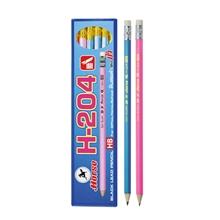 รูปภาพของ ดินสอ ตราม้า H-204 HB (กล่อง 12 แท่ง)