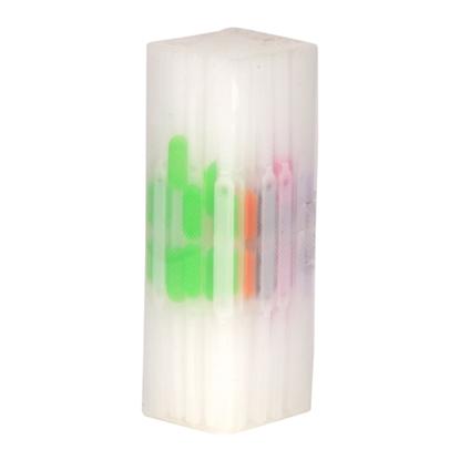 รูปภาพของ ลิ้นแฟ้มพลาสติก ออร์ก้า FTN-1 (แพ็ค 50 ชิ้น)